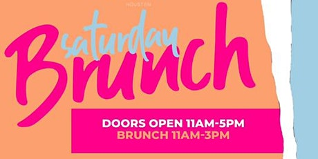 Grooves of Houston's Saturday Brunch |  Brunch 11am-3pm | Happy Hour 3-5pm tickets