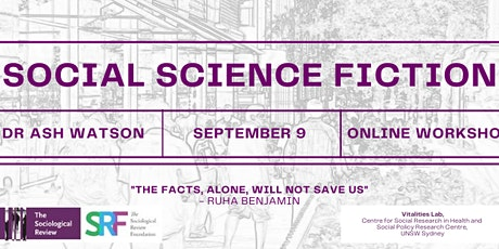 Social Science Fiction tickets