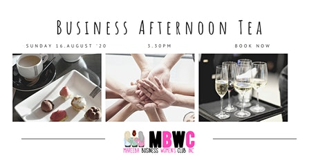 Business Afternoon Tea tickets