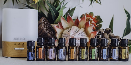Wednesday Natural Wellness with doTERRA essentail oils tickets