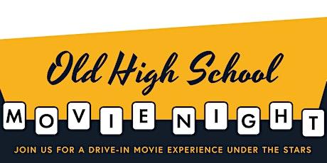 Old High School Movie Night tickets