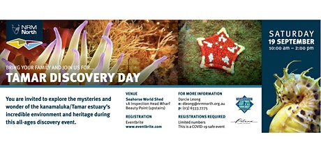 Tamar Discovery Day 2020 tickets