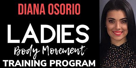Ladies Body Movement Training Program tickets
