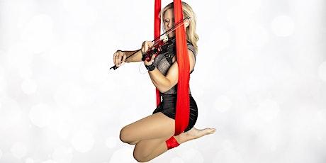 Aerial Violin with Melanie Doderai tickets