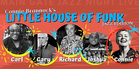 Main Gate Jazz Night: Little House of Funk tickets