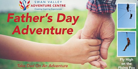 Father's Day Adventure - Sunday tickets