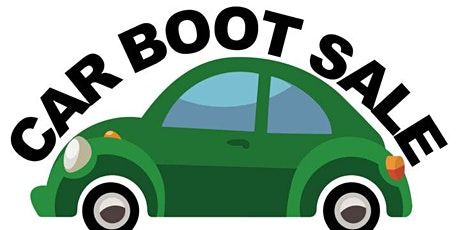 CAR BOOT SALE   NOVEMBER  22 DATE CHANGE tickets