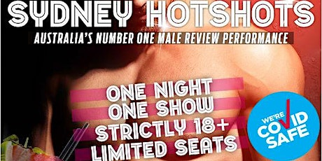 Sydney Hotshots Live At The Union Jack Hotel tickets