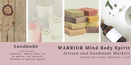 Warrior Artisan & Handmade Markets tickets