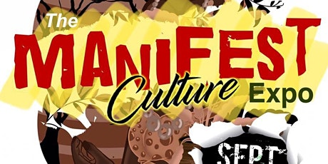 The 'Manifest ' Culture expo tickets