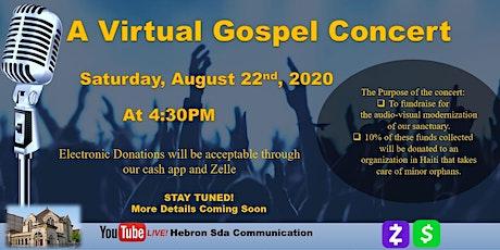 Grand Concert virtual Spiritual  tickets