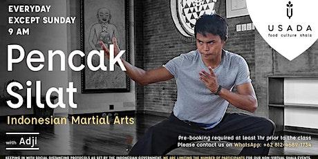 Pencak Silat: Indonesian Martial Arts with Adji tickets
