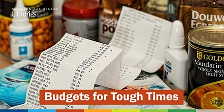 Budgets for Tough Times - Bribie Island Library tickets