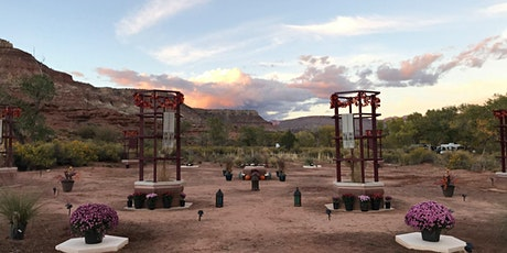 Late Summer Nights Dream @ Kolob Gate Gardens Utah - FULL PACKAGE for 2 + tickets