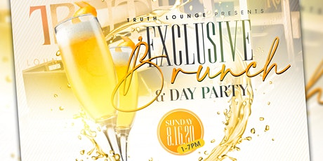 Exclusive Brunch and Day party tickets