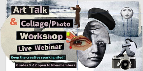Art Talk and Workshop tickets