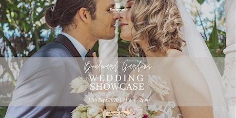 Boulevard Gardens Wedding Showcase - 13th Sept 2020 tickets