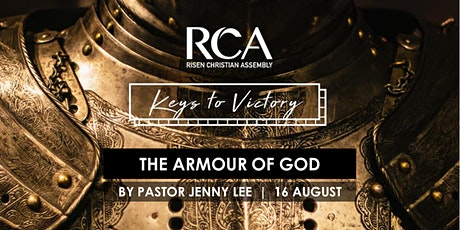 RCA Sunday Service 16 AUG 10.45AM tickets