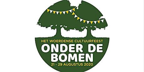 Het Woerdense Cultuurfeest - Onder de Bomen - K'77 presents tickets