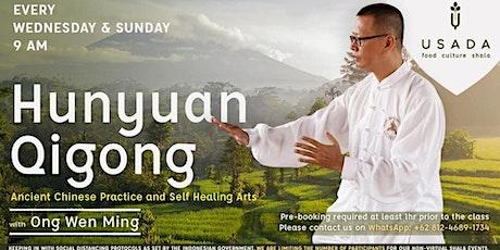 Hunyuan Qigong with Ong Wen Ming tickets