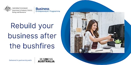 Strengthening Business for Bushfire affected Businesses tickets