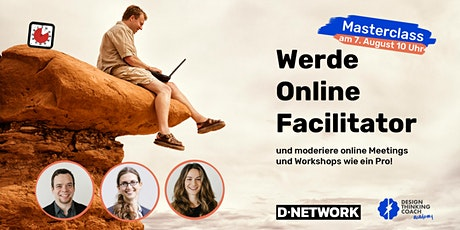 Online Facilitator Masterclass 7 Tickets