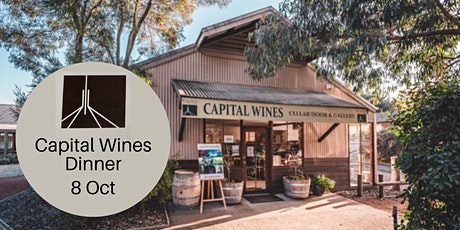 Capital Wines Dinner tickets