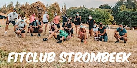 Sport Strombeek donderdag 13 augustus tickets