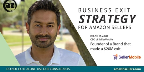 Exiting an Amazon Business by Founder of CoolGlow that made an exit of $20M tickets