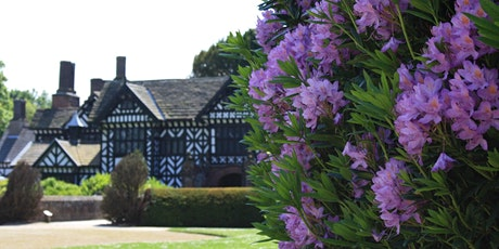 Timed entry to Speke Hall (17 August - 23 August) tickets