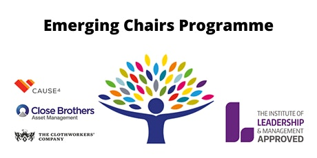 Virtual Emerging Chairs' Programme tickets