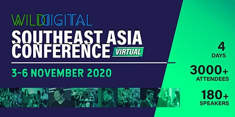 Wild Digital Southeast Asia 2020 tickets