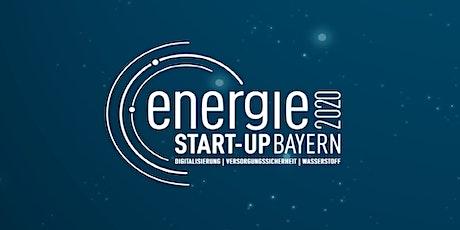 Energie Start-up Bayern 2020 | Halbfinale Live-Stream Tickets