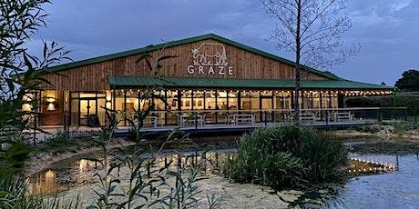 Dinner at GRAZE tickets
