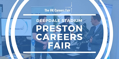 Preston Careers Fair tickets