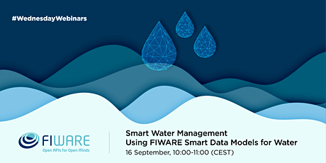 Smart Water Management Using FIWARE Smart Data Models for Water biglietti