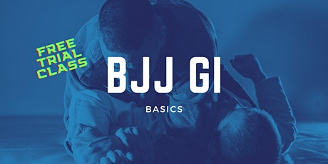 Brazilian Jiu-Jitsu (BJJ) Trial Class at Gracie Academy Berlin Tickets