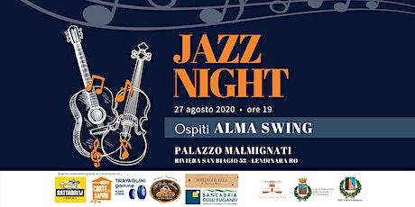 """""""Jazz Night"""" nella splendida cornice di Palazzo Malmignati a Lendinara biglietti"""