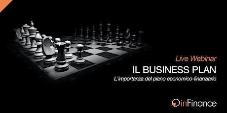 Live WEBINAR | Il Business Plan biglietti