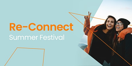RE-CONNECT Summer Festival tickets