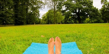 Beginners Yoga with Friends in the Park tickets