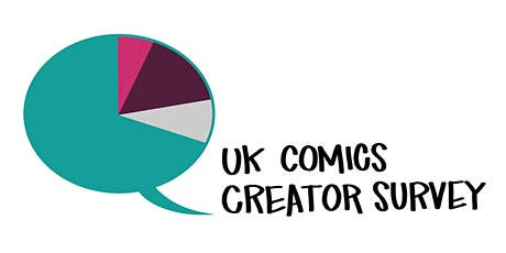 UK Comics Creator Survey Q&A tickets