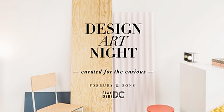 Design Art Night | F&S Boitsfort tickets