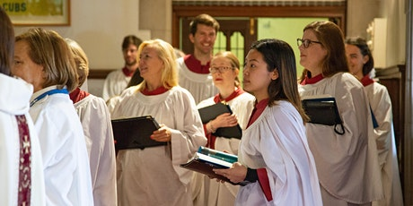 10:30 AM - Sung Choral Eucharist tickets