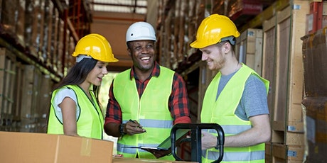 Warehousing Course | Cambs/ Peterborough + surrounds | start your career! tickets