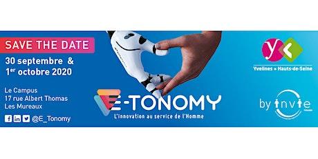 E-TONOMY 2020 billets