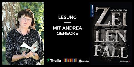 LESUNG mit Andrea Gerecke Tickets