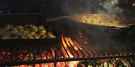 SATURDAY LATES: Fire Pit Supper by Guest Chef Ana Ortíz tickets