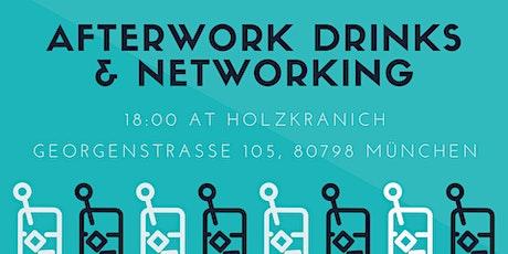 Afterwork Drinks & Networking Tickets