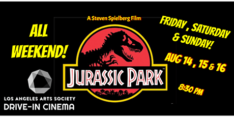 JURASSIC PARK: Drive-In Cinema (Friday) tickets